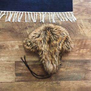 Express Faux Fur Winter Hat